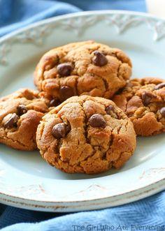 Peanut Butter Cookies | Recipe | Peanut Butter Cookie Recipe, Peanut ...