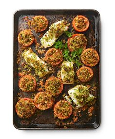 17 So-Simple Sheet-Pan Dinner Ideas Cod Recipes, Fish Recipes, Seafood Recipes, Dinner Recipes, Cooking Recipes, Healthy Recipes, Pan Cooking, Healthy Side Dishes, Side Dishes Easy
