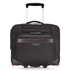 0257feed228a Everki Journey Laptop Trolley - Rolling Briefcase for to Adaptable  Compartment Price    FREE Delivery in the UK