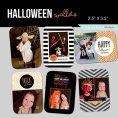 Halloween Wallets / Photos / Gradybug Designs