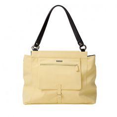 Emery Prima Gently Loved Pocket Shoe Bag Bags Zipper Hardware Handbags