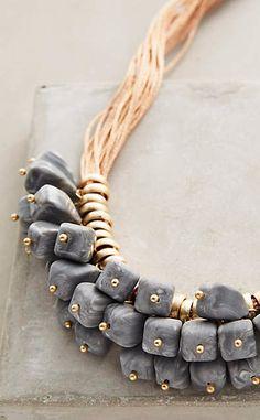 Somerset Necklace #anthrofave