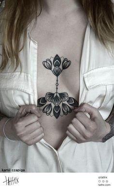 Tattoo by Kamil Czapïga #ink #tattoo