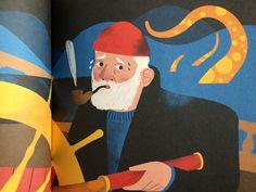 Keith Negley, Tough guys, Flying Eye Books http://www.scaffalebasso.it/keith-negley-tough-guys/