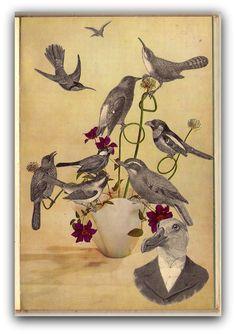 ~Federico Hurtado tarafından kolajlar. http://www.mozzarte.com/sanat/federico-hurtado-tarafindan-kolajlar/ … #collage #art #dada #artsjobs #collages