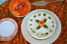 Melon Colada Cake