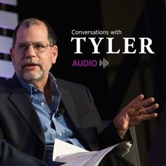 Host Tyler Cowen engages today's deepest thinkers in wide-ranging explorations of their work, the world, and everything in between.
