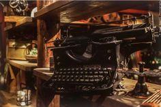 Nostalgia of Iron and Wood! by Aziz Nasuti on Typewriter, Still Life, Nostalgia, Iron, Steel