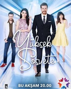 A love story between a woman who tries to find a man who can love her although she is not wealthy and an indigent man who thinks that love is simply a tool that the ruling class uses to control the people under them. Tv Series 2016, Friends Cast, Rich Family, Bravo Tv, Ordinary Girls, Turkish Beauty, High Society, Turkish Actors, Actors & Actresses