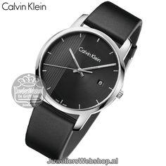 Calvin Klein City K2G2G1C1 horloge heren Collectie 2017 #calvinklein #ckwatch #horloges #juwelierswebshop