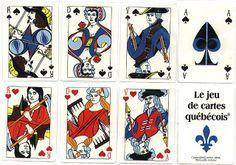 Jeu de Cartes Québecois