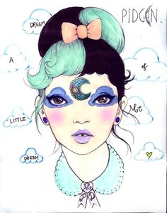 Melanie Martinez Design by Gianna Navarro