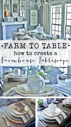 FARM to Table - House of Hargrove. Learn how to create a farmhouse tablescape and mix and match home decor items for several different looks. Channel your inner Joanna Gaines and you will be all set for entertaining. #WMAffiliate #Ad #DiscoverWorldMarket
