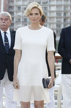 Pin for Later: 10 Real-Life Princesses You Should Really Know About Princess Charlene of Monaco