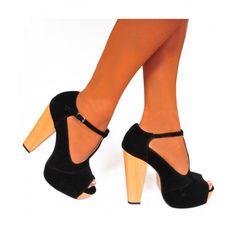 35c06d0cf5ef46 Koi Couture Ladies Ko2 Black High Heels £14.99 (FREE UK Delivery) Item in