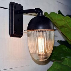 Shop Lighting Collective for Outdoor Wall Lights. This vintage style exterior mounted wall light is perfect for lighting up your front entrance, exterior pathways or your porch. Exterior Wall Light, Exterior Lighting, Pillar Lights, Wall Lights, Copper Wall Light, Shop Lighting, Lighting Ideas, Cafe Style, Light Fittings