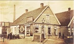 Westeine aan het kanaal Cabin, History, House Styles, Home Decor, Nostalgia, Historia, Decoration Home, Room Decor, Cabins