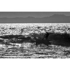 Local from #huntingtonbeach getting some turns in on the smaller sets #surf #surfing #canon #canonusa #california #TeamCanon #liveyours