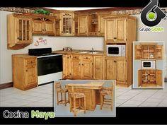 grupo goba - Muebles De Cocina Rusticos