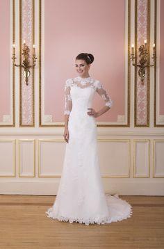 Sincerity S25 hos Bride Fashion
