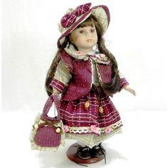 Porcelánová bábika Agáta Harajuku, Style, Fashion, Swag, Moda, Fashion Styles, Fashion Illustrations, Outfits