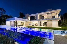 Beverly Grove Residence by Avi Osadon (16)