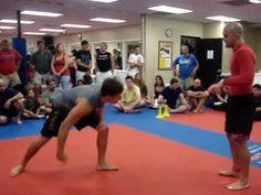 We Do Jiu-Jitsu — Crazy flying rear naked choke!