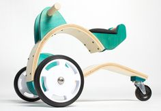 Coop bike and trikes - Federico Rios