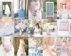 Blush and Turquoise Wedding Details  http://amalieorrangephotographyblog.com/2014/02/07/eric-elena-blush-turquoise-details-casa-feliz-wedding/