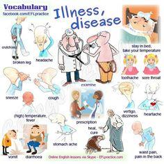 Illness and sick