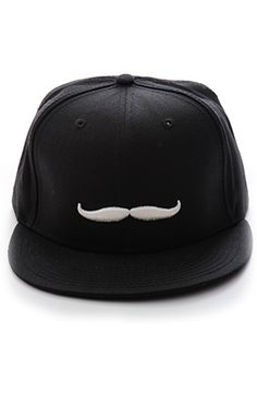 c79d0236962 The CBT Mustache Snapback by CBT Clothing use rep code  OLIVE for 20% off!
