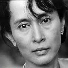 Nobel peace prize laureate, Aung San Suu Kyi won a seat in Myanmar's parliament!!