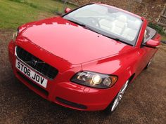 Volvo C70 Sport 2.4 Gear Tronic Convertible ONLY 77003 Miles FSH Best Colour. | eBay