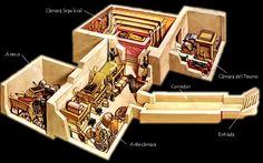 Mapa-Tumba-Tutankamon.jpg (1098×684)
