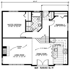 Plb60 2 bedroom transportable homes house plan houses plans plan 9093pd vacation getaway malvernweather Images