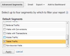 #Google #Analytics #Mobile: conoce el tráfico móvil a tu web