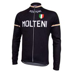 Cheap mtb clothing, Buy Quality cycling jersey directly from China long cycling jersey Suppliers: Molteni Ropa ciclismo hombre invierno winter thermal fleece long cycling jersey maillot only 2016 mtb clothing Road Bike Clothing, Mtb Clothing, Cycling Gear, Cycling Jerseys, Cycling Outfits, Cycling Equipment, Mtb Bicycle, Bike Wear, Vintage Jerseys