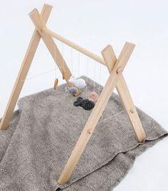 // DIY Familial 97 : un arche d'éveil en bois // Vive les DIY et vive les…