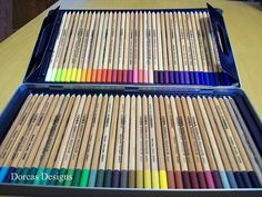 Info about Rembrandt Lyra pencils