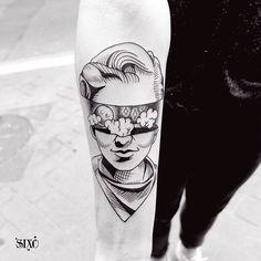 tatouage @sixosantos