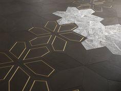 Grey Flooring, Stone Flooring, Wooden Flooring, Floors, Wood Floor Design, Tile Design, Floor Patterns, Tile Patterns, Stone Floor Texture