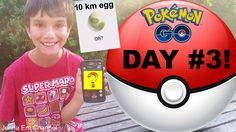 #VIDEO: #Pokemon GO Game Day # 3 - Guess which 10 km Egg Hatches? Jenna Em Channel  WATCH: https://youtu.be/mz99Y8B-kS8  #PokemonGO #Pokemon20 #Pokemon #Pokémon