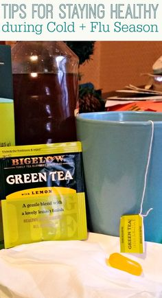 Cold and flu season is upon us but I'm taking steps to stay on top of my game and as healthy as possible. Here are my top tips! #ad #TeaProudly
