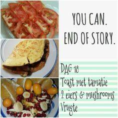 28 Dae Dieet, Dieet Plan, Diet Motivation, Low Carb Diet, Diet Meal Plans, Eating Plans, Meal Planning, Recipies, Stuffed Mushrooms