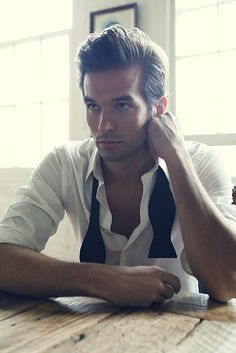 @Jackie Godbold Ashenden he could be Alex. He's all sulky and entitled looking.