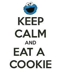 The cookie monster.