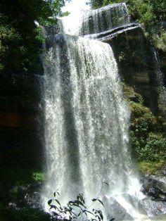 Cachoeira do Índio em Rio dos Cedros - SC