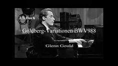 G・グールド J.S.Bach  ゴールドベルク変奏曲 アリア~第10変奏、アリア