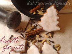 Le feste ancora non sono finite quindi dei biscotti speziati dal sapore natalizio non possono mancare! Da gustare con un te oppure con una cioccolata calda.
