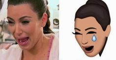 Kim Kardashian Emojis are Breaking the Internet